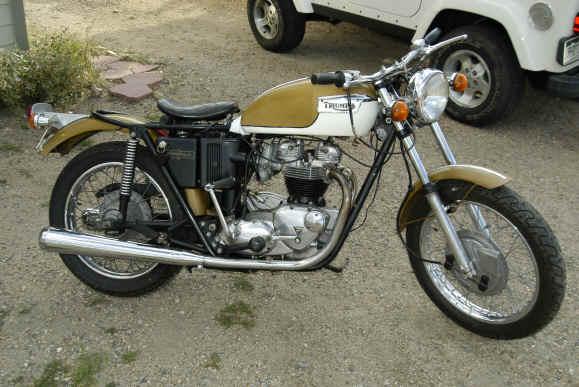 Off Road Tires For Sale >> 1972 Triumph Bonneville 650 T120
