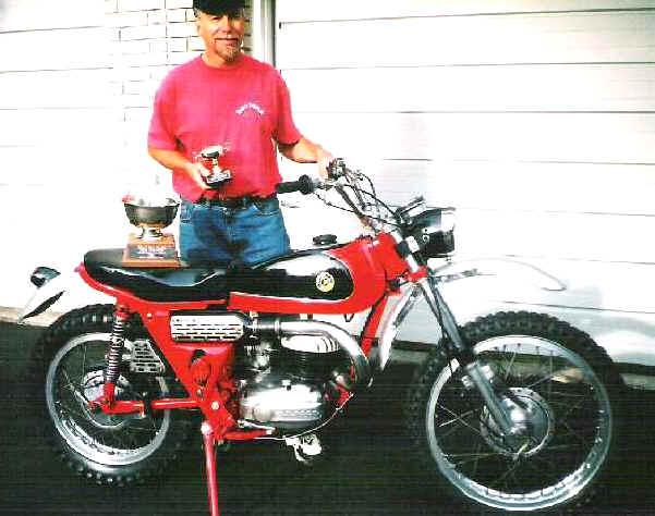 1968 Bultaco Matador 250 Enduro