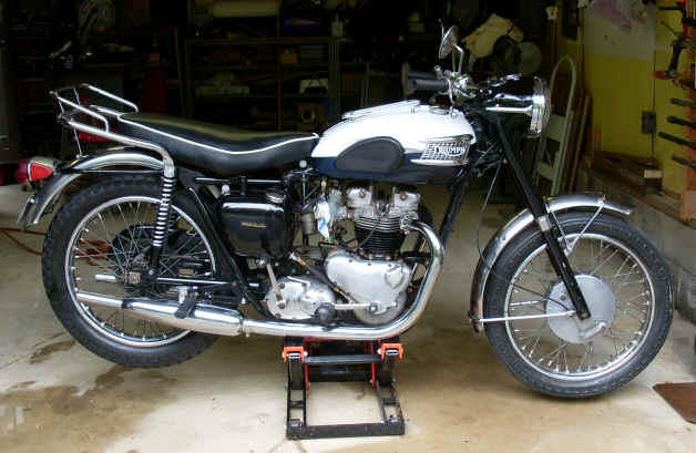 1959 Triumph Bonneville For Sale