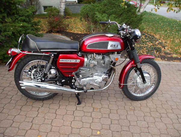Bsa 1969 Rocket Three Considerations For Purchase