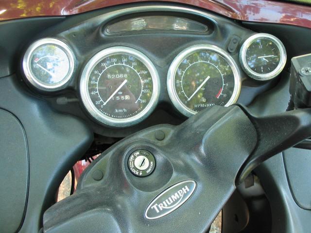 1996 Triumph Trophy 900