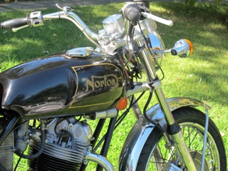 DavidB 72 Nor  m  bat Road furthermore 231030119911 together with Genuine Lucas Main Wiring Harness Norton  mando 1968 69 Lu54956250 furthermore 1972 Noton  mando Interstate 750 besides Switches. on wiring harness norton commando