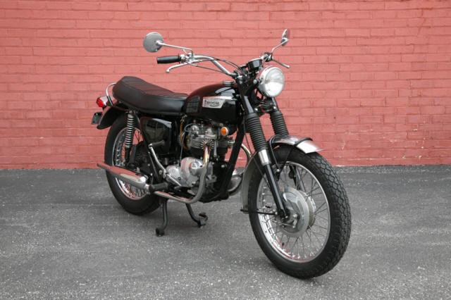 1970 Triumph Trophy 500 T 100 C