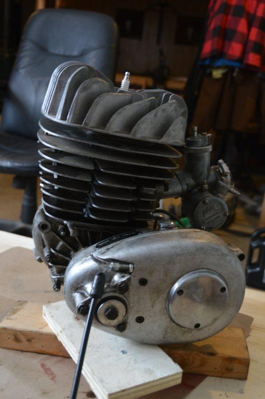 Villiers 250cc Type 225H