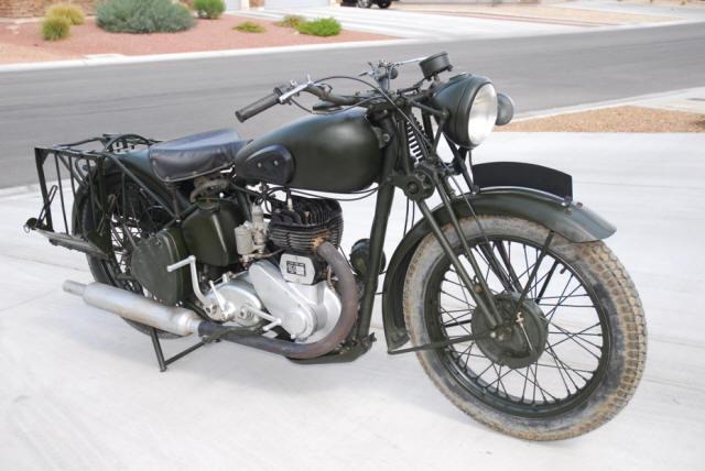 1945 Bsa M20