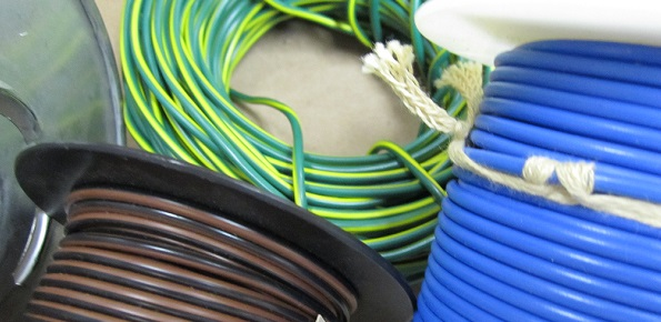345_Wires 345 5500 series lucas colour coded pvc wire