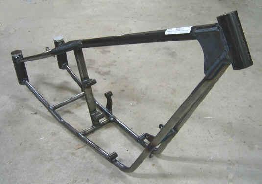 544 801 C Bsa Plunger Frame For Unit Bsa A50 A65