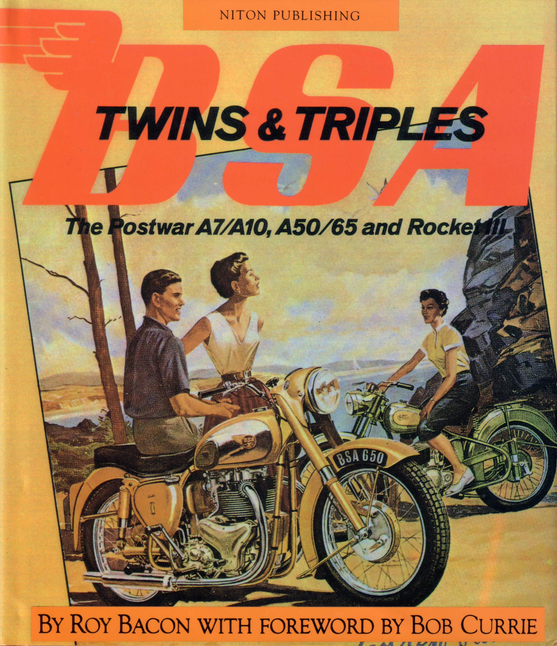 Books About BSA Motorcycles