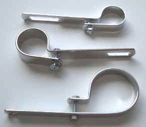 743-Series - Exhaust Pipe Brackets