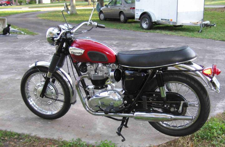 1968 triumph bonneville rh britcycle com 1967 Triumph Bonneville 1968 triumph bonneville service manual
