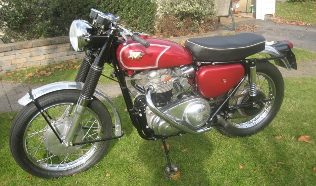 Norton Motorcycles Usa >> 1966 Norton Matchless G15CSR